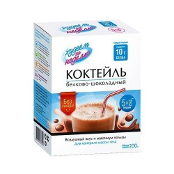 Коктейль, Худеем за неделю 40 г №5 белково-шоколадный
