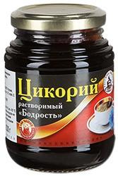 Цикорий растворимый, Русский цикорий 200 г банка