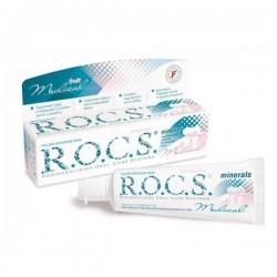 Зубная паста-гель, Рокс Медикал минералс реминерализующий для укрепления зубов 40 мл/45 г